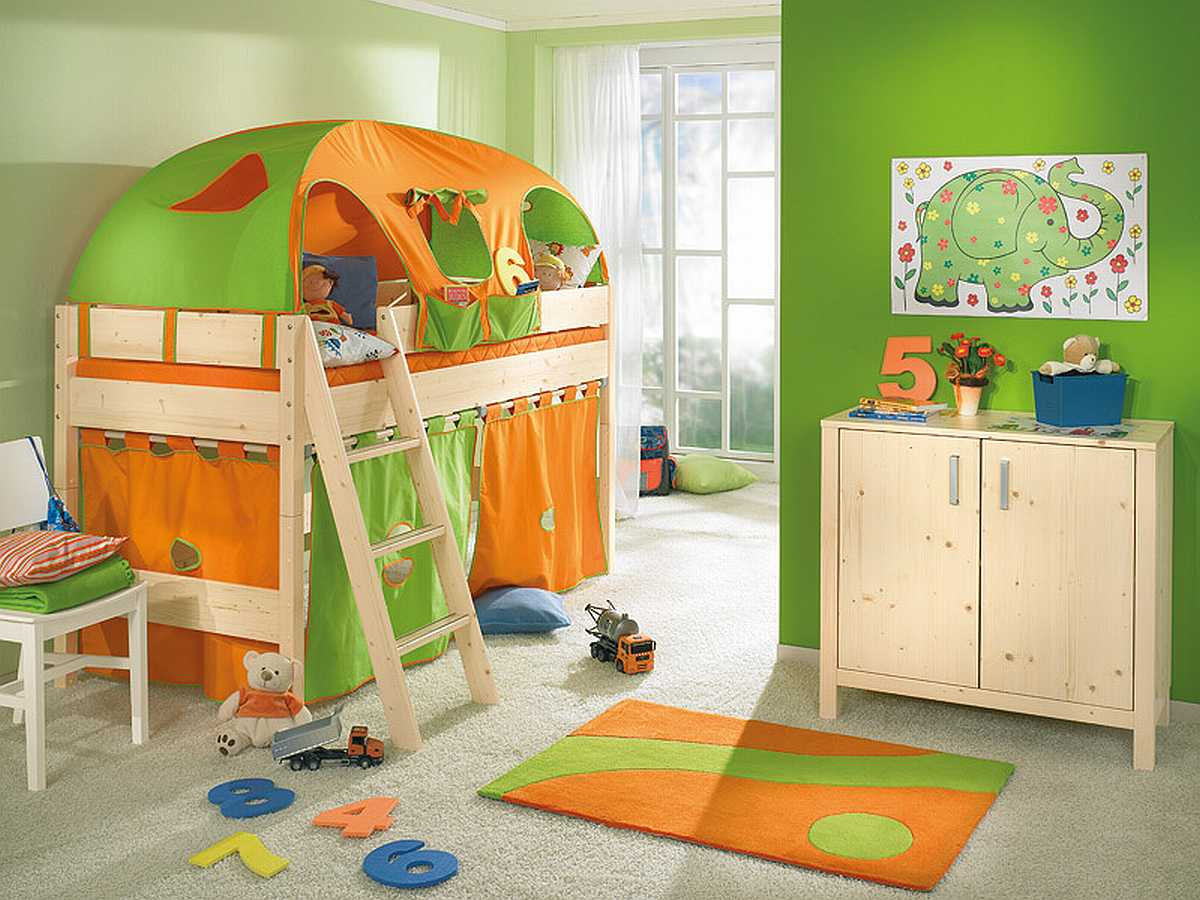 Kinderzimmergestaltung  Kinderzimmergestaltung